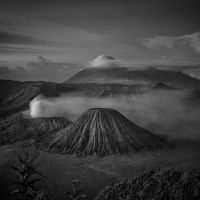 Mount Bromo by Hengki24
