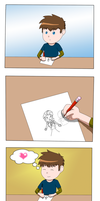 Frozen Comic - When i annoy Anna and Elsa... by JackFrostOverland