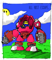 all must escape by Megaman-Legends-Club