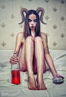 GoatWhore by Ohitspixel