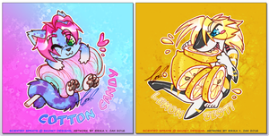 Skunky Design Suit-Fresher Spray mini banners! by carnival