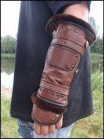 Vambrace by LeatherCraft