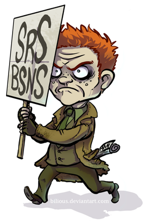Irish Lad killed over Call of Duty: Black Ops Fanart__Srs_Bsns_by_Bilious