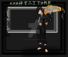 The Last Airbender: Toph Bei Fong by Cynderthedragon5768