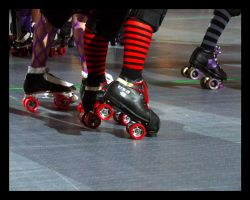houston roller derby 136 by JamesDManley