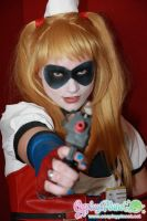 Harley: i'll shoot you! by DediTati