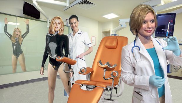 Holly and Fearne enslaved by zontar22