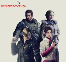 Resident Evil 7 by TeamSNIC