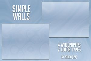 SIMPLE WALLS by I2K