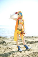 Final Fantasy X-2 - Rikku 4 by KiaraBerry