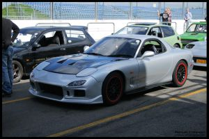 1993  Mazda RX-7 by compaan-art
