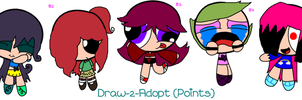Draw-2-Adopt Points! by XxDrewpuff11xX