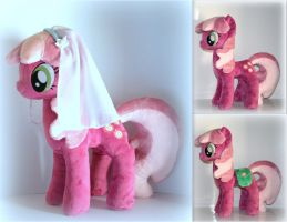 My Little Pony - Cheerilee Wedding Plush by Lavim