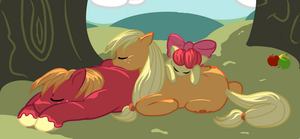 Naptime 2 by Koeks-Bienchen
