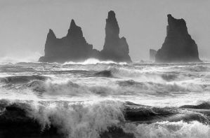 Rough Seas by Delacorr