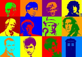 eleven shades of the doctor by who-fan96