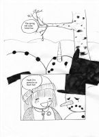 Falling stars in snow page 7 by palmcastle