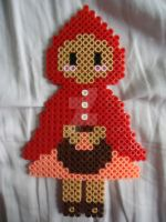 Little Red by PerlerHime