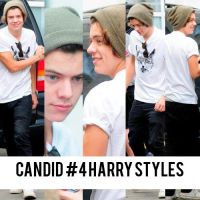 Candid #4 Harry Styles by Innuend