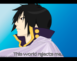 Zeref : This World Rejects Me... by AlexanJ