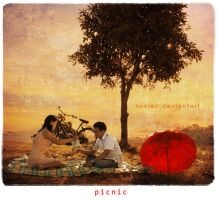 :: RED PICNIC :: by nukieu