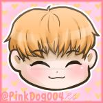 Woozi Twitter Icon by pinkdog004