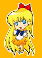 Sailor Venus Chibi by tachiik