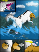Wolf Song Page 27 by ShroudofShadows
