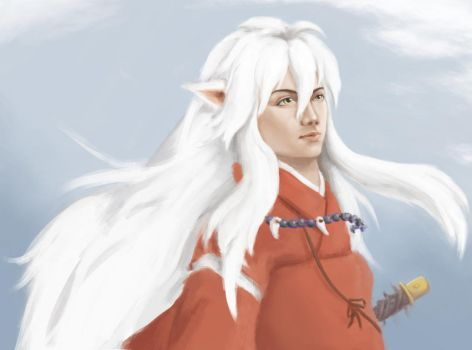 InuYasha Fans Art by Seivo