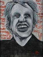 My Life with Busey by originalberlinwall