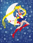 Sailor Moon by Leah-Sama