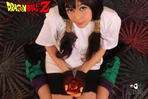 Videl - Dragon Ball Z by dOoChann