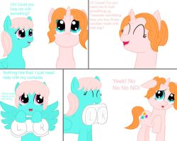 Oh No Contacts by Poppun