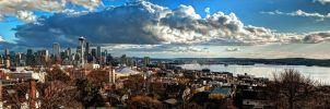 From Kerry Park by UrbanRural-Photo