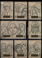 LOTR Masterpieces II 064-072 by aimo