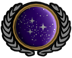 United Federation Of Planets Logo by CaptainLocksley