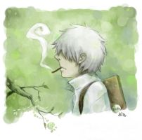 ginko. by MadH