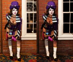 Mad Moxxi from Borderlands 2 by AshBimages