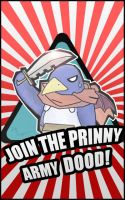 Prinny DOOD by the-lagz