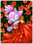Blaze the Cat 7 by SidusPrime