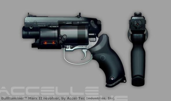 Syndicate Concept Art - BULLHAMMER by torvenius