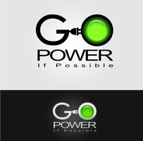 Go Power logo by rosesfairy