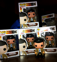 Much CASTIEL FOR SALE Much Need to Go by KasaraWolf