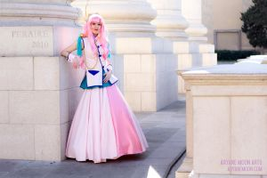 Utena Rose Bride by AliciaMigueles