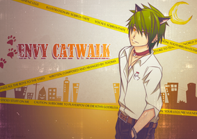 Envy Catwalk by SojiroArt