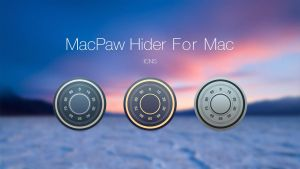 OS X Yosemite - Hider by APPLEICON
