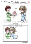 "Fanart-""Short Seddie Comic"" by theseddieclub"