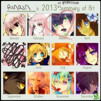 I HATE ART SUMMARY ARGHH OAO by xadako