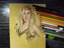 Ellie Goulding by Williaaaaaam