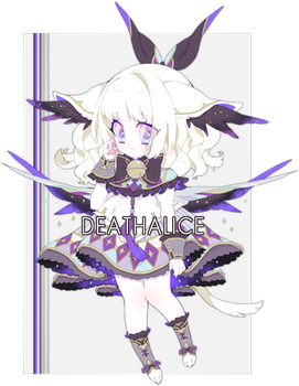 Female Adopt 01 (CLOSED) by deathALICE